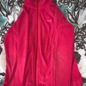 Fleece Columbia Jacket